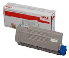 OKI C710, C711 tonercartridge cyaan standard capacity 11.500 pagina s 1-pack