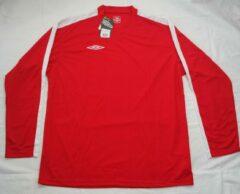 Umbro Estudiantes Jersey shirt rood/wit S