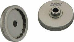 Zwarte IceToolz Crank Puller Adapter - Cranktrekkers