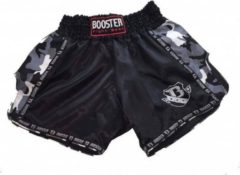 Booster Short TBT Pro 4.26 Camouflage/Grijs Extra Extra Small