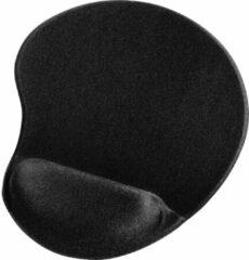 Hama Ergonomische muismat mini Desktop accessoire Zwart