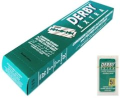 20 Derby Double Edge Blades (4 pack)