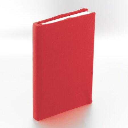 Afbeelding van Rekbare boekenkaft Kangaro rood set van 4