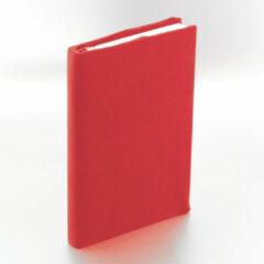 Rekbare boekenkaft Kangaro - rood blister a 4 stuks