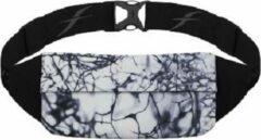 Zwarte Fitletic Zipless Running enTravel Belt Medium 72cm - 101.5cm