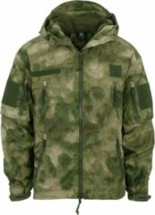 101inc TS 12 Cold Weather Jacket ICC FG Groen