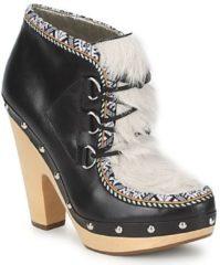 Zwarte Low Boots Belle by Sigerson Morrison BLACKA