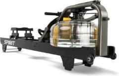 Gele Spirit Fitness Water Rower CRW900 Professionele Roeitrainer - Uitstekende Garantie