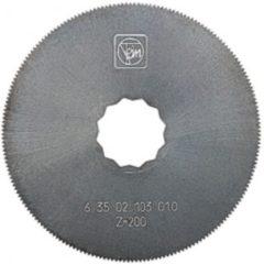 HSS Cirkelzaagblad 63 mm Fein 63502102016 Geschikt voor merk Fein SuperCut 2 stuks