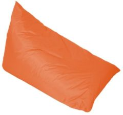 Chillkissen Sitzsack Sitzkissen Sitzbanane Nylon 100/140 cm Linke Licardo orange