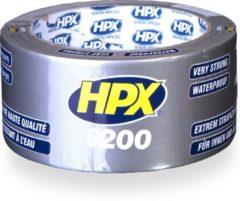 HPX Pantsertape Zilver48 mm x 10 mtr