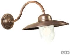 Bronze Gevellantaarn Landes - Koper/Brons - KS Verlichting