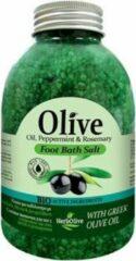 HerbOlive Voet Badzout *Olijfolie en Rozemarijn* 600g