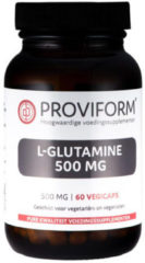 Proviform L Glutamine 500 mg 60 Vegacaps