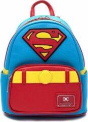 Rode DC Comics Loungefly Rugtas Superman