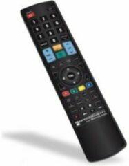 Zwarte G.B.S. Elettronica REPLACEMENT FOR SAMSUNG afstandsbediening IR Draadloos TV Drukknopen