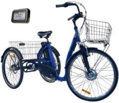 26 Zoll Elektro Dreirad 3 Gang Cyclo2 Comfort26+ Cyclo2 blau