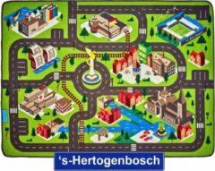 Jouw Speelkleed Den Bosch - Verkeerskleed - Speeltapijt.