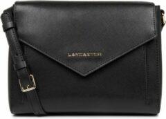 Lancaster Paris Saffiano Signature Dames Crossbodytas Zwart