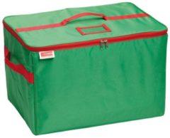 Groene Sunware Kersttas - voor kerstversieringen - trays voor 72 kerstballen