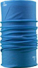 Blauwe Necky Protect Bandana | Mondmasker | Sjaal | Nekwarmer | Multifunctionele hoofdbescherming | Cadeau | Fiets | Sport | Wintersport | Watersport | Outdoor | Scooter