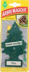 Arbre Magique Luchtverfrisser 12 X 7 Cm Dennen Groen