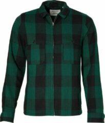 Groene Anerkjendt Heren Overhemd Maat S