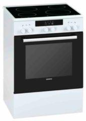 Elektro Standherd HA422210 (71 Liter, Glaskeramikkochfeld, A) Siemens weiß