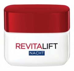 L'Oréal Paris L'Oréal Paris Revitalift Nachtcrème - 50 ml - Anti Rimpel