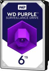 Zilveren Western Digital WD Purple - Interne harde schijf - 6TB