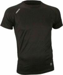 Avento Sport Shirt Heren Zwart Maat S