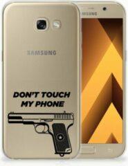Samsung Galaxy A5 2017 TPU Siliconen Hoesje Pistol DTMP