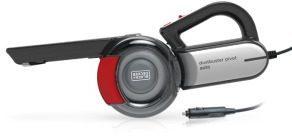 Afbeelding van Rode BLACK+DECKER - PV1200AV-XJ - 12V Pivot® kruimeldief voor de auto