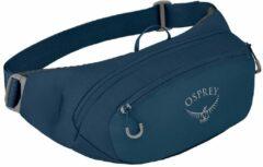 Blauwe Osprey Daylite Waist Pack wave blueHeuptas