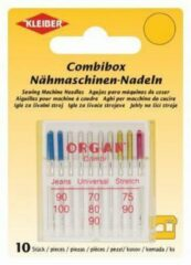 Kleiber & Co 69996 ORGAN Naaimachinenaalden Combibox 70-100 10st