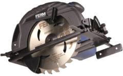 FERM PROFESSIONAL FERM CSM1041P Professionele Cirkelzaag 1050W - 190mm - Incl. Zaagblad, Parallelgeleider en Inbussleutel