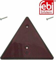Rode Febi Bilstein Aanhangwagen reflector driehoek aanhanger