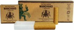 Bruine Wachanko Palo Santo Wierookstaafjes met 7 Andeskruiden (4 staafjes)