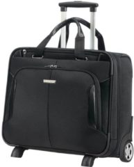 Zwarte Samsonite XBR Business Case/Wh 15.6'' black Pilotenkoffer