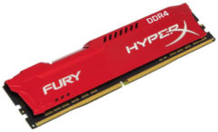 Kingston Technology GmbH Kingston HyperX FURY - DDR4 - 8 GB - DIMM 288-PIN HX432C18FR2/8
