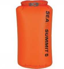 Sea to Summit - Ultra-Sil Nano Dry Sack - Pakzak maat 8 l, oranje/rood