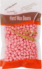 Roze AIMES Hard Wax Beans - 100 gram - Rose - Wax korrels - Ontharen lichaam en gezicht - Harsen - Waxen - Ontharingswax