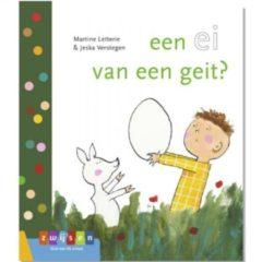 Leren lezen AVI start: een ei van een geit? - Martine Letterie