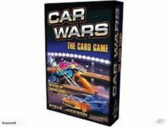 Steve Jackson Games Car wars the card game
