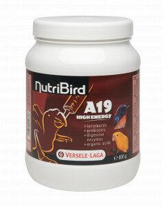 Afbeelding van Nutribird A19 High Energy Babyvogels Vogelvoer - Binnenvogelvoer - 800 g