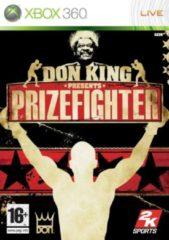 2K Sports Don King Presents: Prizefighter