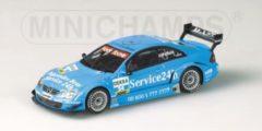 Mercedes-Benz CLK Coupé DTM 2003 'Service 24h' #24 - 1:43 - Minichamps