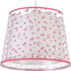 Star Bright Starbright Hanglamp Bloemen Junior 65 X 24 Cm Wit/roze