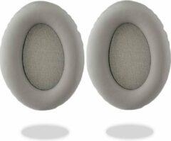 Mix-Media Oorkussens voor Sony wh1000xm4 / Sony wh1000xm3 Koptelefoon Oorkussens voor Sony zilver