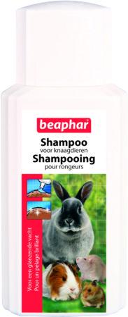 Afbeelding van Beaphar Knaagdiershampoo - Vachtverzorging - 200 ml